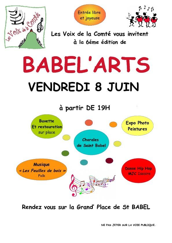 Babel art 8 06 2018
